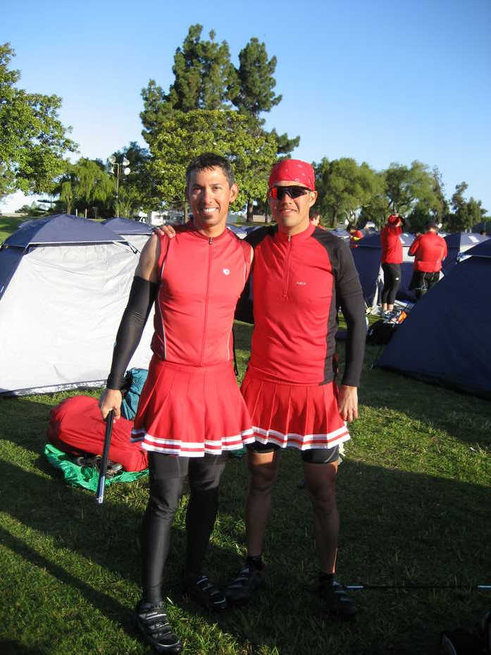 gay cheerleaders