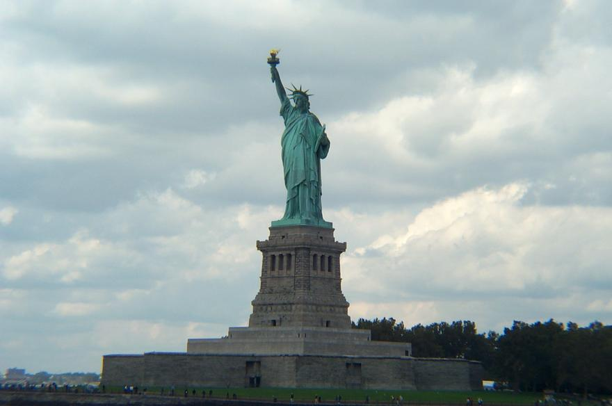 statue of liberty. Me, Statue of Liberty